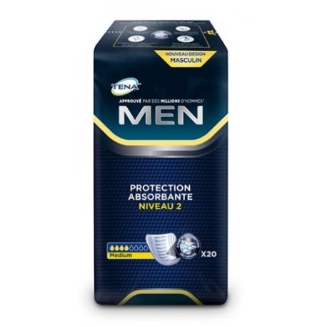 Tena Men - Protection absorbande niveau 2