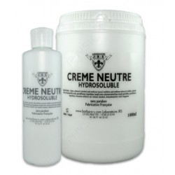 Crème de massage neutre hydrosoluble - JRS