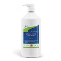 Crème de massage neutre 1L  - Hexa