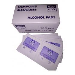 Tampon alcoolisés - Medistock