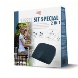 Coussin d'assise Sit spécial 2 en 1 - Sissel